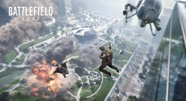 Battlefield 2042- Hazard Zone