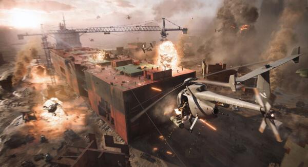 Battlefield 2042 - Map