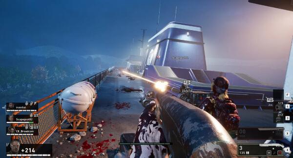 Baxck 4 Blood - gameplay