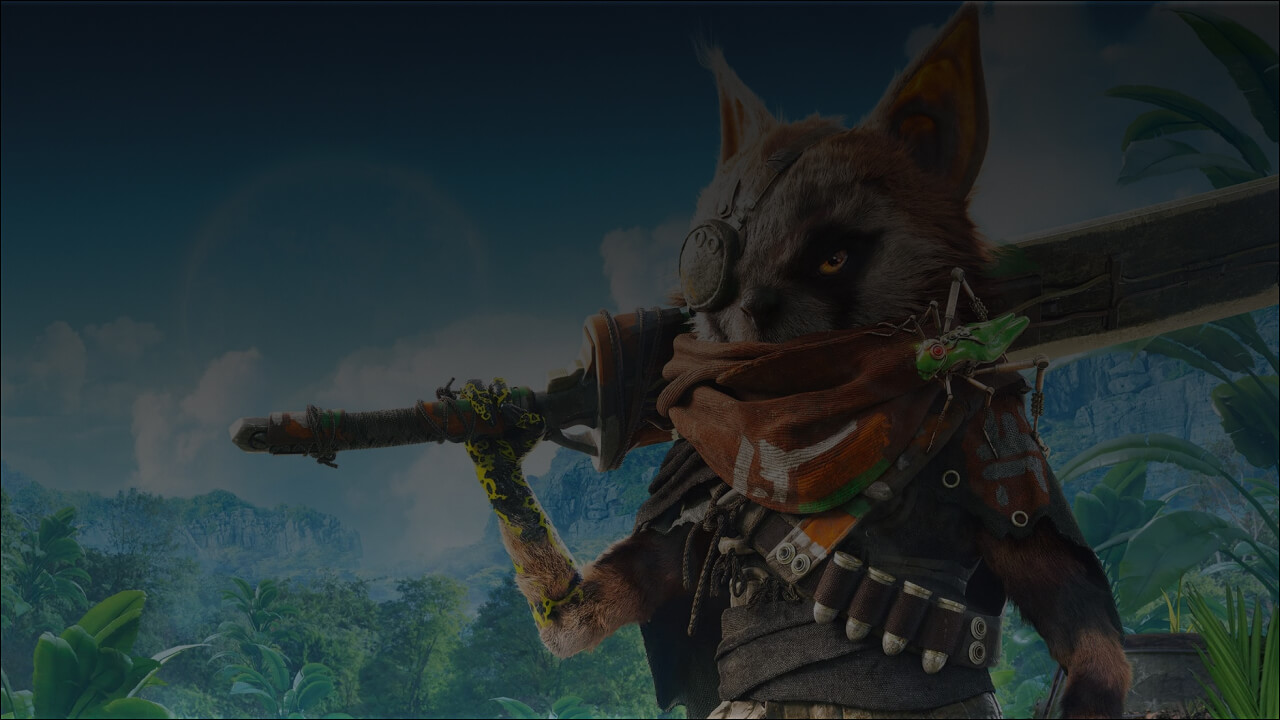 Biomutant background