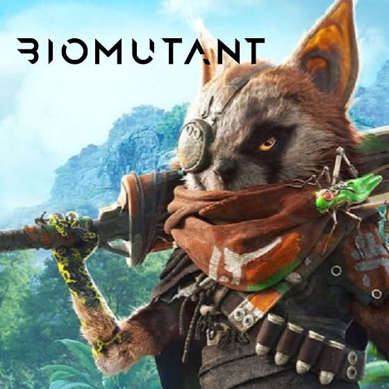 Biomutant - icon