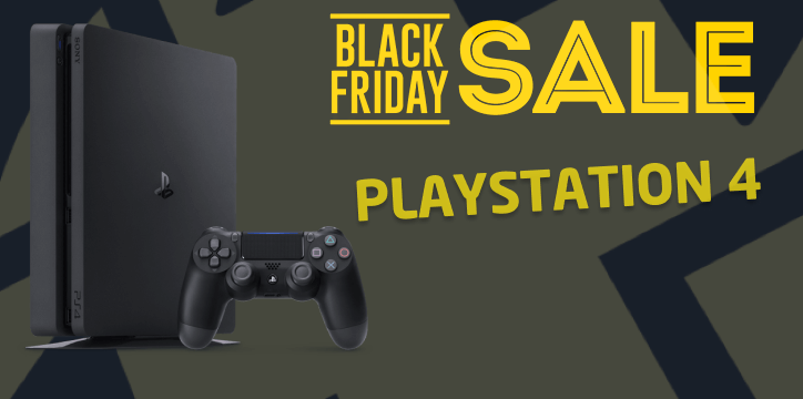 Black Friday 2020 - PS4
