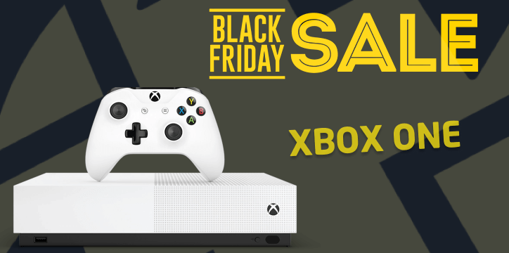 Black Friday 2020 - Xbox One
