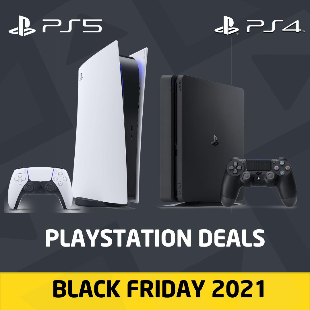 Black Friday 2021 PlayStation tile
