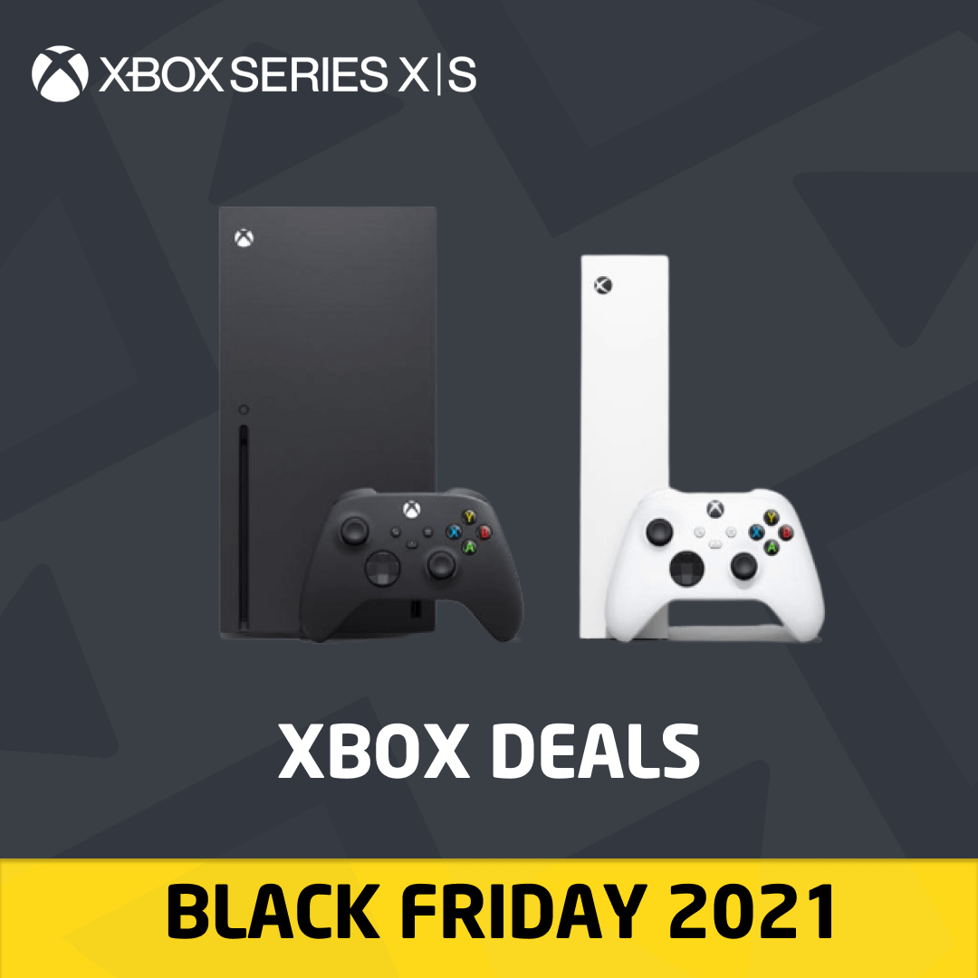 Black Friday 2021 Xbox tile