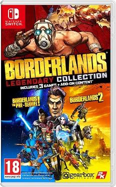 Borderlands - Nintendo Switch