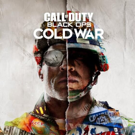 Call of Duty Black Ops Cold War Banner