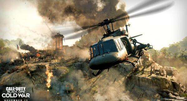 Call of Duty Black Ops Cold War Screenshot 2