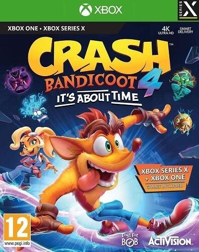 Crash 4 - xbox