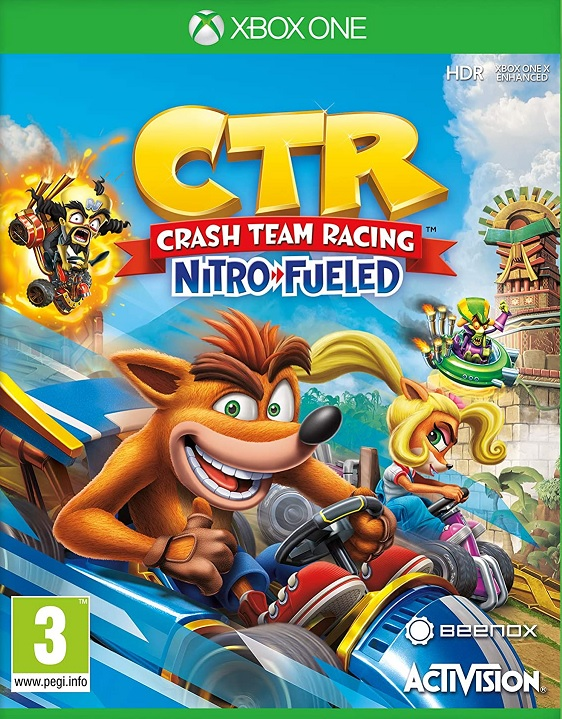 Crash Team racing - Xbox