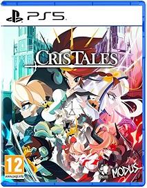 Cris Tales - PS5 cover