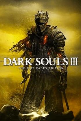Dark Souls 3 The Fire Fades Box Art