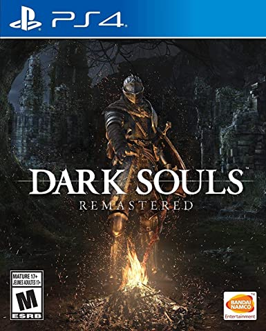 Dark Souls Remastered box art