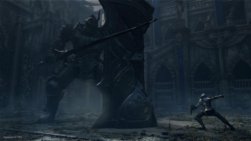 Demons Souls - background