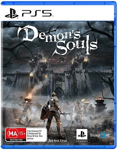 Demon's Souls PS5 cover