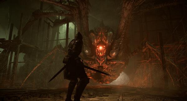 Demons Souls - spider