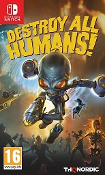 Destroy all humans - Switch