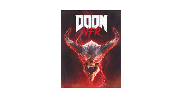 Doom VFR Box art