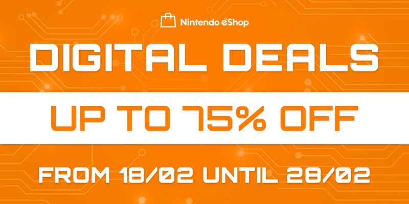eShop Digital Deals sale