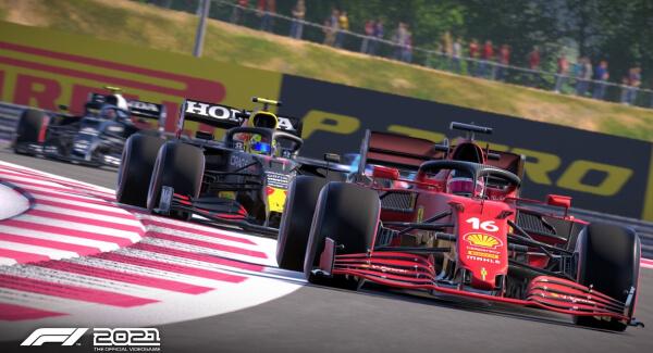 F1 2021 race