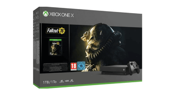 Fallout 76 Xbox One X Bundle