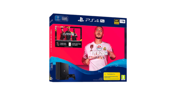 FIFA 20 PS4 Pro