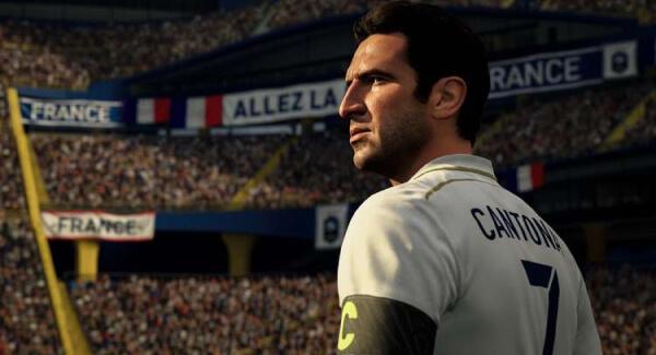 FIFA 21 - player