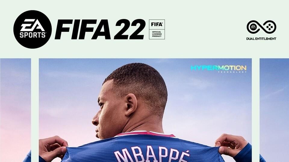 FIFA 22 - header