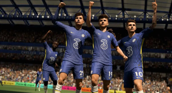 FIFA 22 players