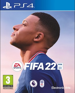 FIFA 22 - PS4 cover