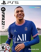 FIFA 22 - PS5 cover