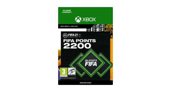 FIFA Points 2200 Xbox