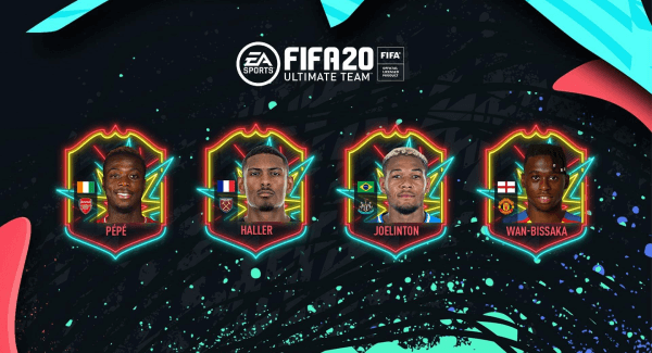 FIFA Ultimate Team Players