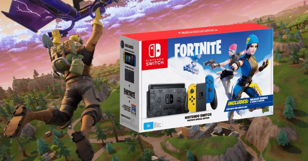 The Nintendo Switch Fortnite Wildcat Bundle Hits October Console Deals Console Deals We have high quality images available of this skin on our site. the nintendo switch fortnite wildcat