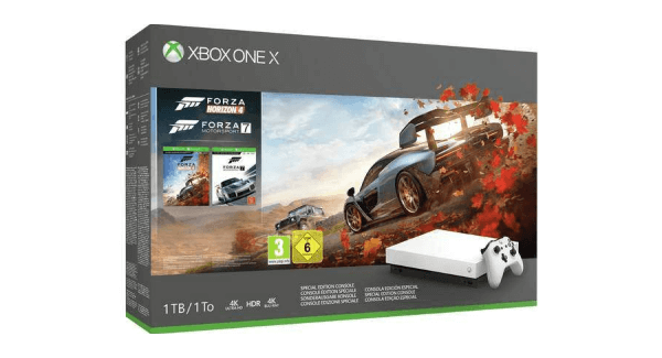 Forza Horizon 4 Xbox One X Bundle