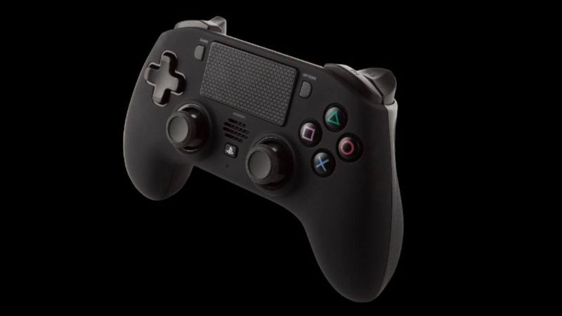FUSION Pro Wireless PS4 controller - header