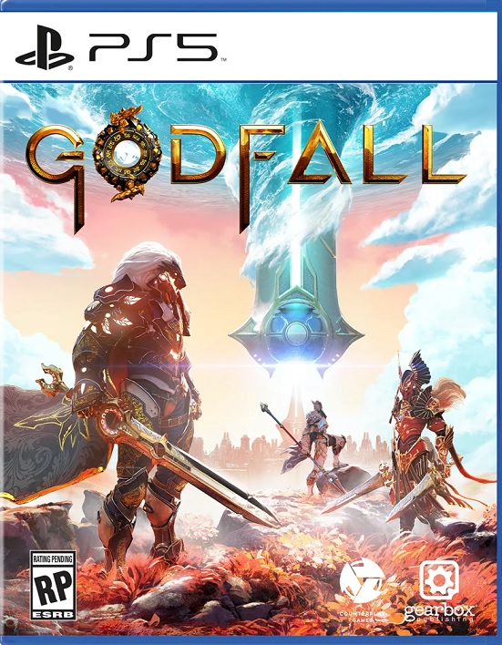 Godfall - PS5 cover