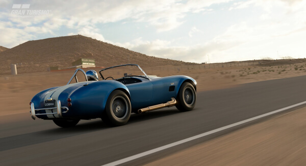 Gran Turismo 7 convertible