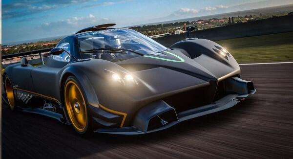Gran Turismo 7 sports car