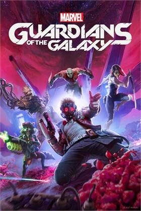 Guardians Of The Galaxy Box Art