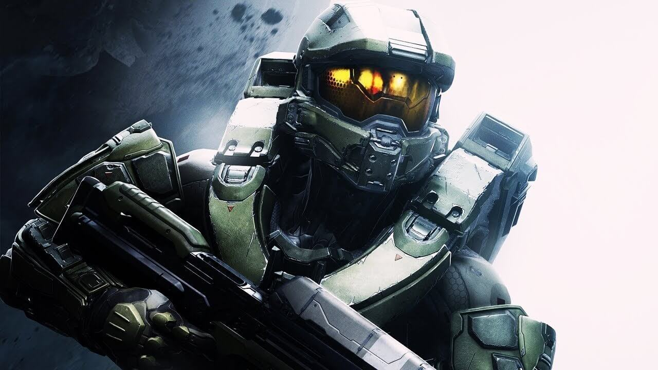 Halo 5 - master chief