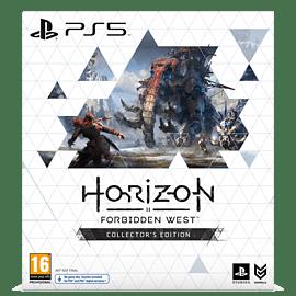 Horizon Forbidden West Collector's Edition Box Art