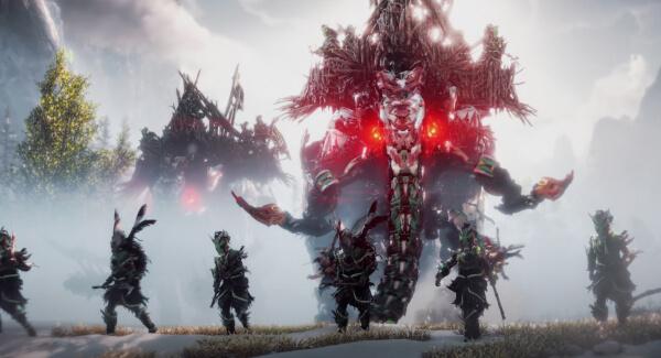 Horizon Forbidden West - Robots