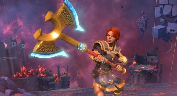 Immortals Fenyx Rising Axe Screenshot