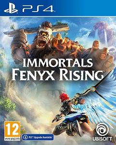Immortals - Ps4 cover