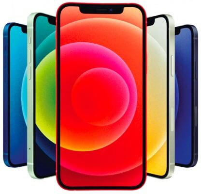 iPhone 12 Mobile Deals
