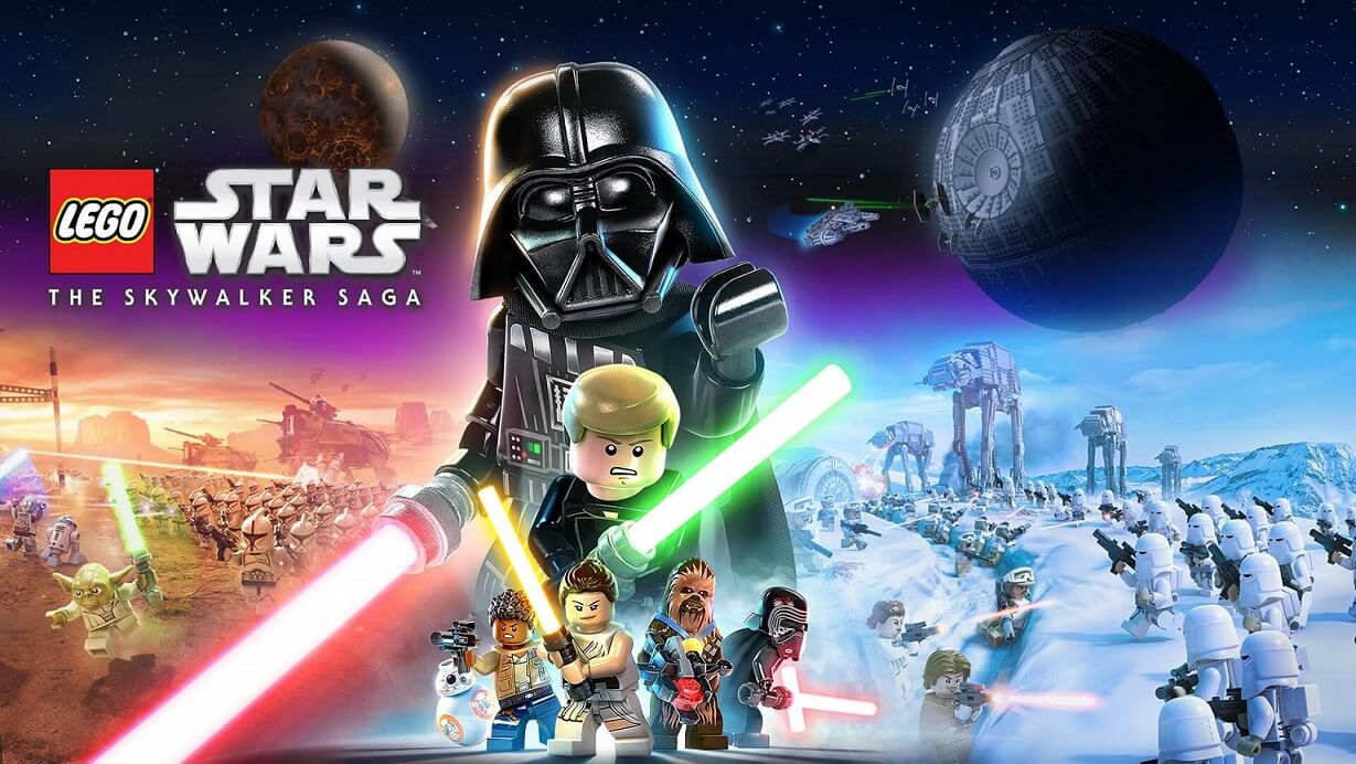 Lego Star Wars Skywalker saga - featured image