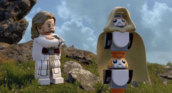 Lego Star Wars The Skywalker Saga - last jedi