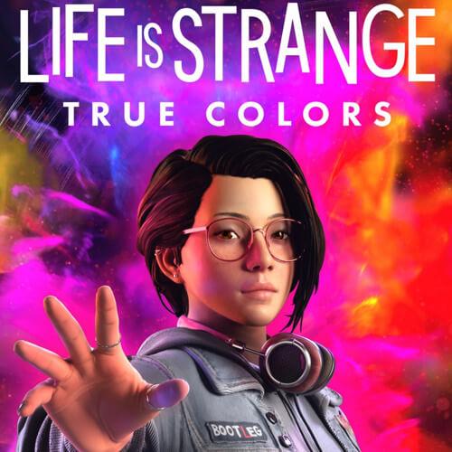 Life Is Strange True Colours Icon