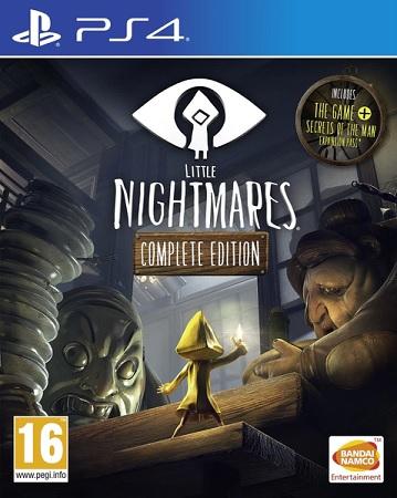Little Nightmares - PS4